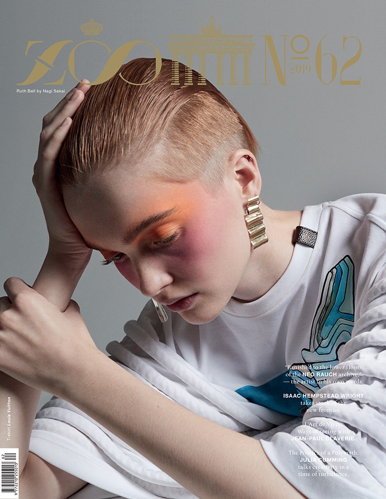 Defacto Inc - styling - Ye Young Kim - overview - Zoo Magazine No 62
