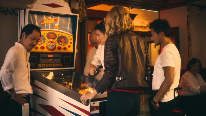 gap holiday dir. sofia coppola - pinball
