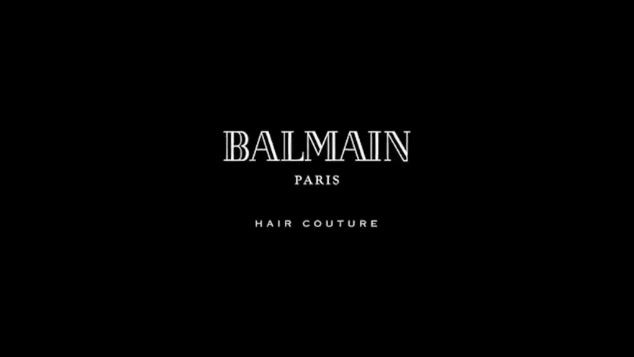 balmain hair couture — backstage secrets