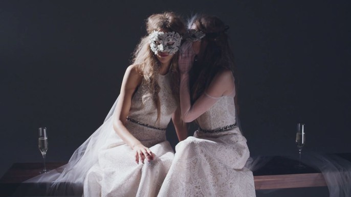 Vera Wang Bridal Campaign