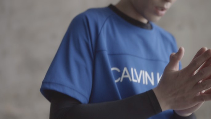 Calvin Klein Performance Campaign — Jam