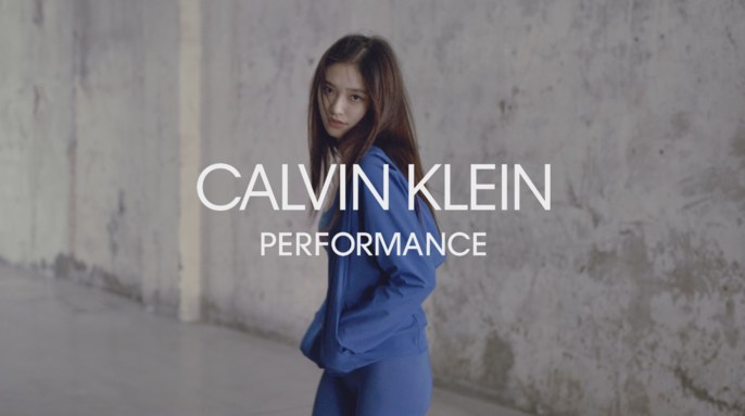 Calvin Klein Performance Campaign — Jelly