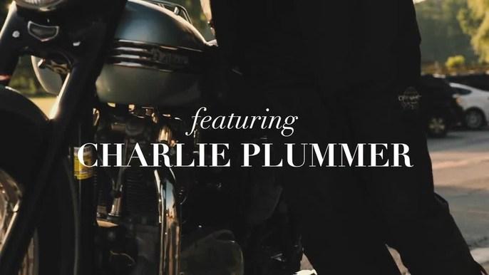 Charlie Plummer for Flaunt Magazine