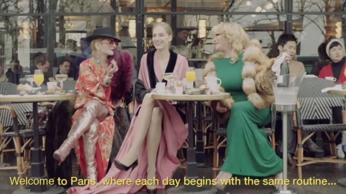 Jean Paul Gaultier — Parisian Cliché