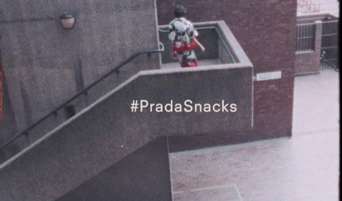 #pradasnacks