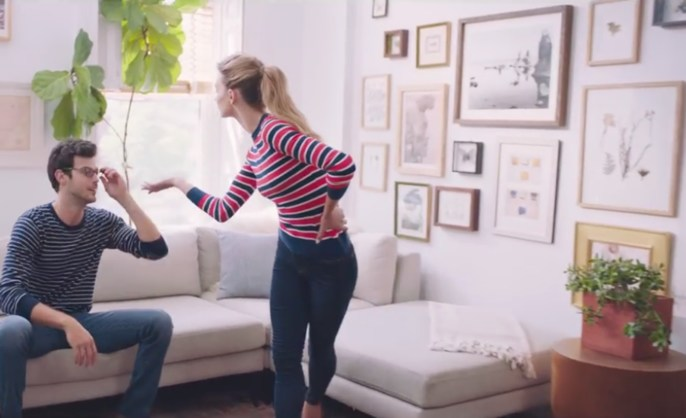 Warby Parker — Happy Dance