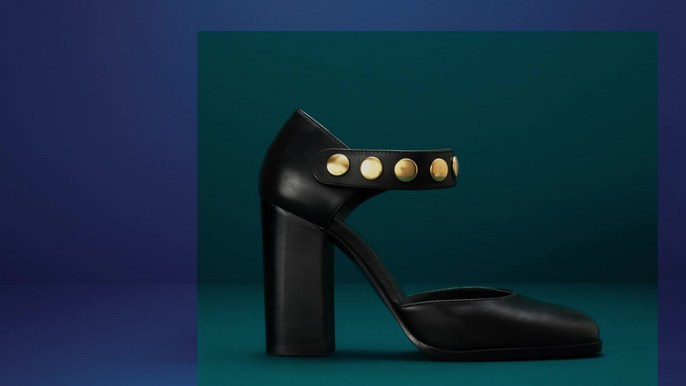 Mulberry — The Marylebone Shoe